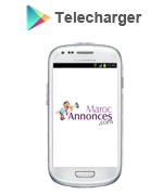 Application Android marocannonces