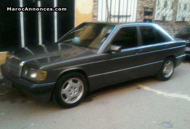 Mercedes Benz 190 Mod 1993 Voitures Occasion 15h40 07 09 2018
