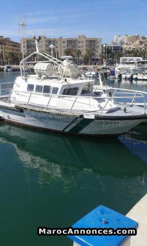 bateau 7 maroc