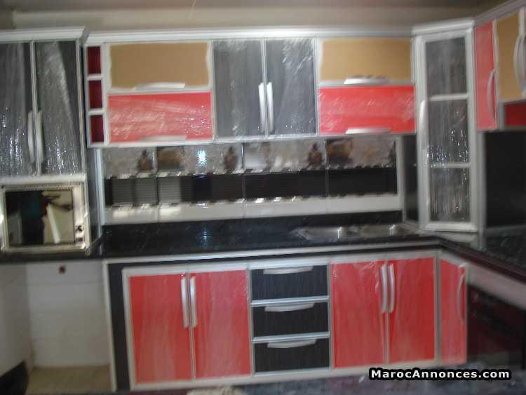 cuisines 100 en aluminium hyginiques - Photo Cuisine En Aluminium Au Maroc