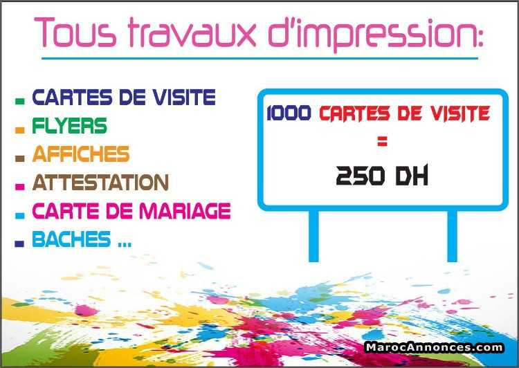 CARTES DE VISITE Freelance 04h15