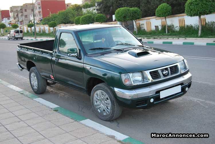 nissan pick up voitures occasion au maroc | marocannonces