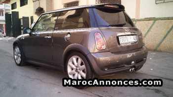 Mini Cooper S Voitures Occasion Au Maroc Marocannoncescom