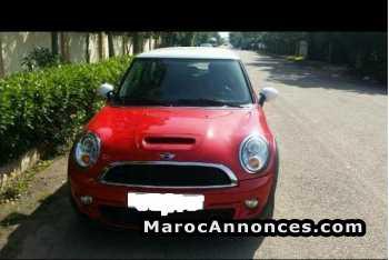 Mini Cooper Cabrio Voitures Occasion Au Maroc Marocannoncescom