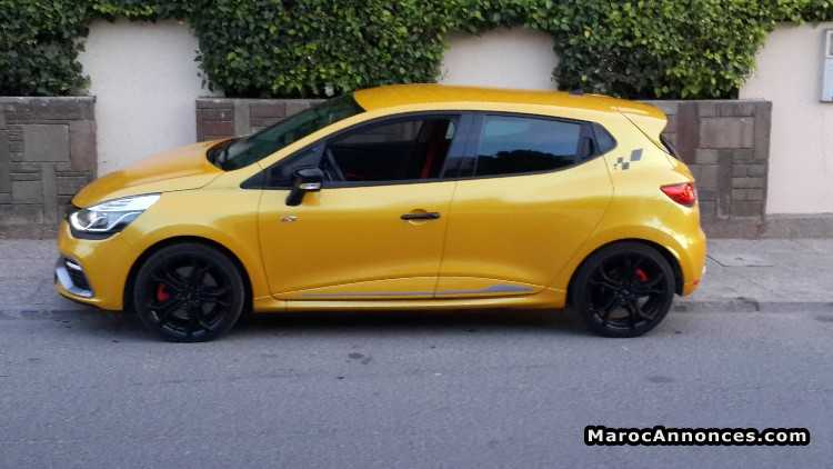 renault clio 4 rs : voitures occasion [04h29 - 04-07-2018]
