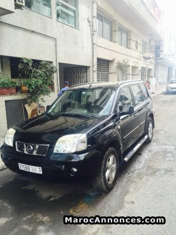nissan x-trail voitures occasion au maroc | marocannonces