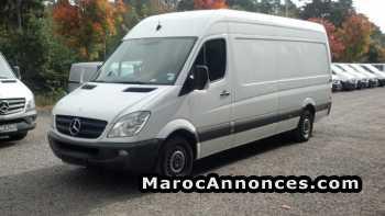 Mercedes Benz Sprinter Voitures Occasion Au Maroc Marocannonces Com
