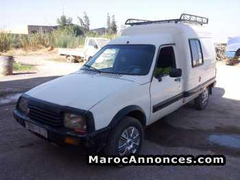 Au Maroc Occasion C15 2 Voitures Page Citroen 3q54RjAL