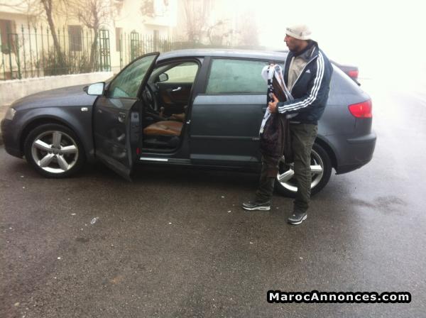 Audi A3 A Vendre >> Voiture Occasion Audi A3 A Vendre Voitures Occasion 22h40 02 09