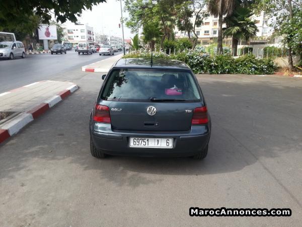 Volkswagen golf 4 tdi