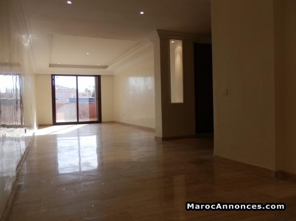 Appartement Moderne Résidence Haut Standing