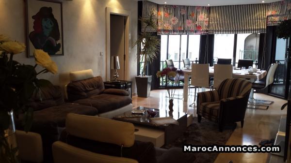 Appartement Moderne Sur Ain Diab