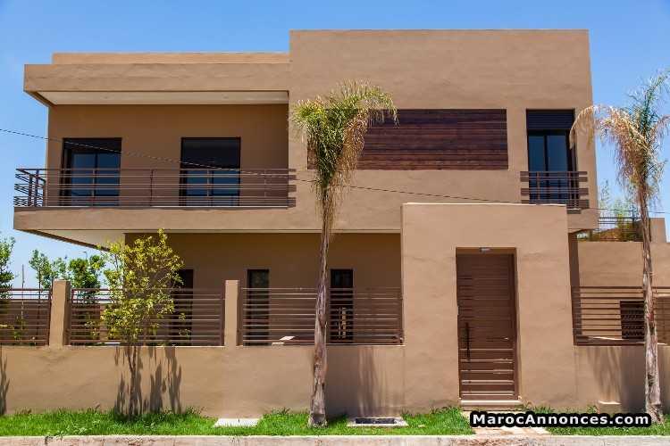 Villa Moderne A Vendre A Targa Villas Maisons Riads