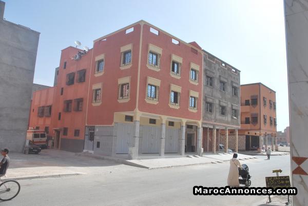 Modele Facade Maison Maroc  Ides Novatrices De La Conception Et Du
