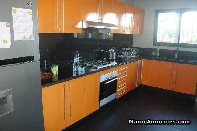 Appartement à Bouskoura Orée Du Parc Appartements 19h02