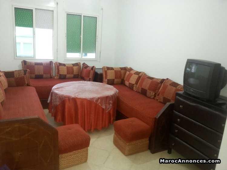 Appartement Meublé à Louer Pour Les Etudiants Tanger