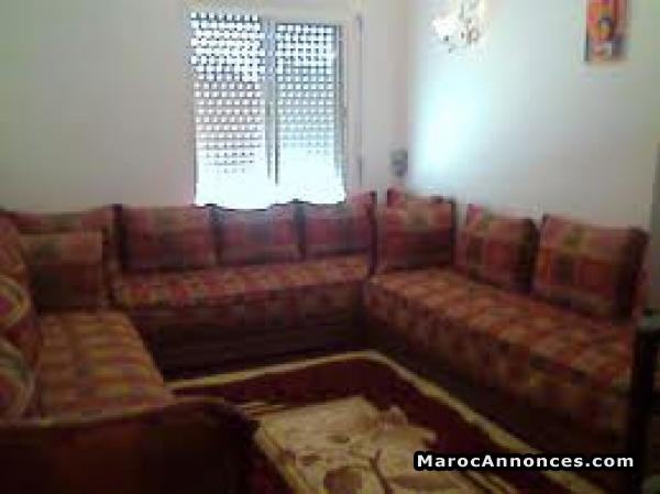 location appartement meuble sidi maarouf