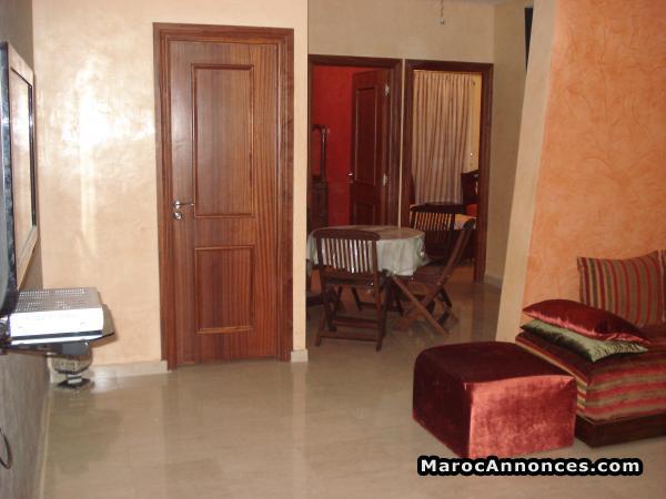 location appartement meuble el jadida