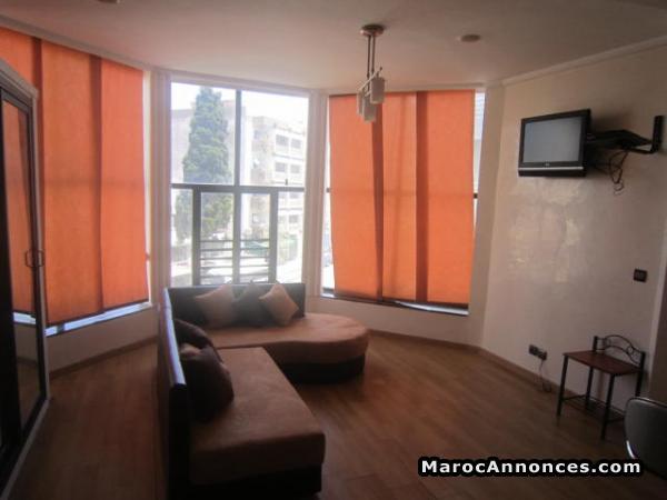 location appartement meuble a rabat