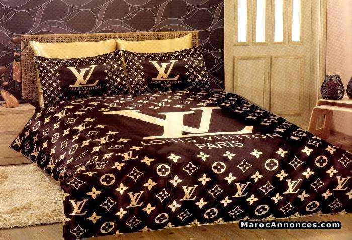 couvre lit louis vuitton couvre lit : Meubles [14h18   27 03 2018] couvre lit louis vuitton