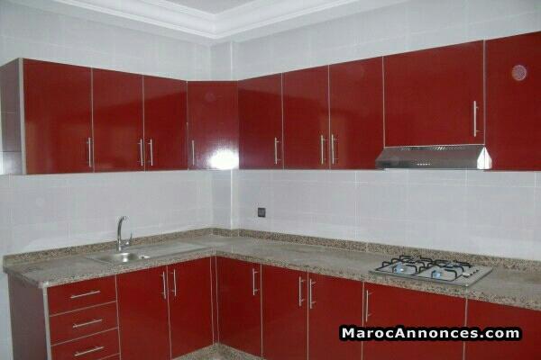 Cuisine Moderne Moyen Prix Fabrication Maroca : Meubles [15h36 ...