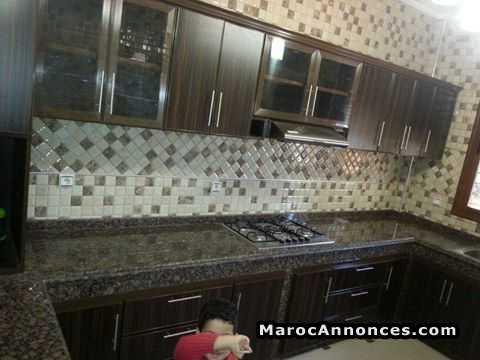 au prix cuisine quipe maroc cuisine aluminium meubles - Photo Cuisine En Aluminium Au Maroc