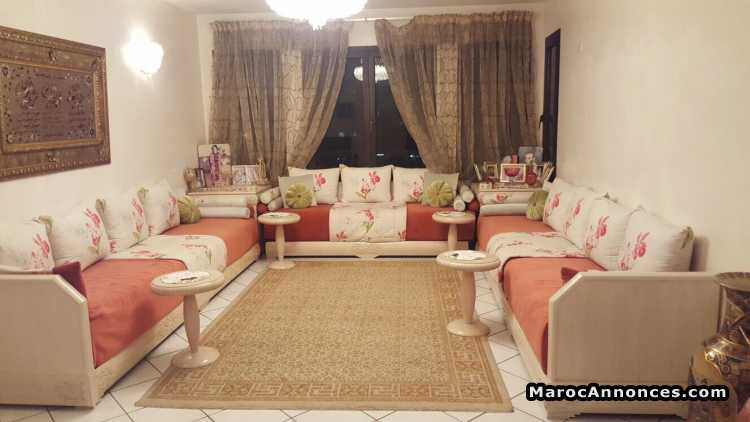 salon marocain meubles 22h07 24 06 2018. Black Bedroom Furniture Sets. Home Design Ideas