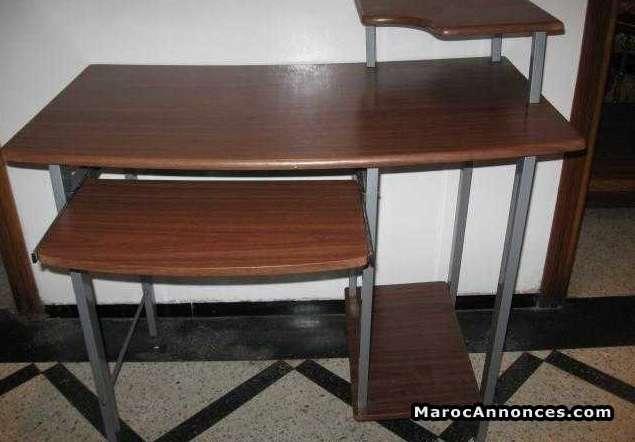 Table pour pc bureau : meubles [16h12 31 05 2018]