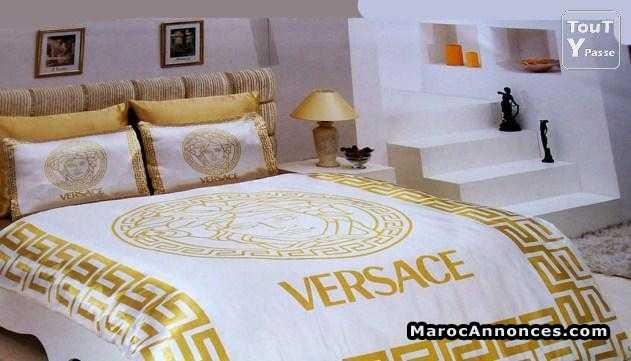 couvre lit chanel couvre lit : Meubles [14h18   27 03 2018] couvre lit chanel