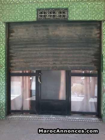 image_1 : Location magasin pour pharmacie région Marrakech