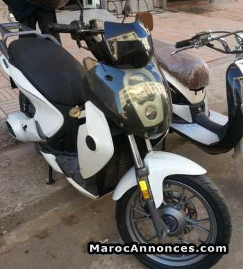 moto scooter occasion maroc