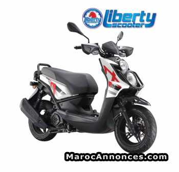 moto scooter 24