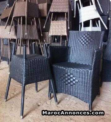 chaise et table pour cafe-restaurant : matériaux - equipements - Table Et Chaise Occasion Pour Restaurant