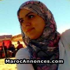 Femme cherche homme pour mariage à Fès - Mabroka.ma