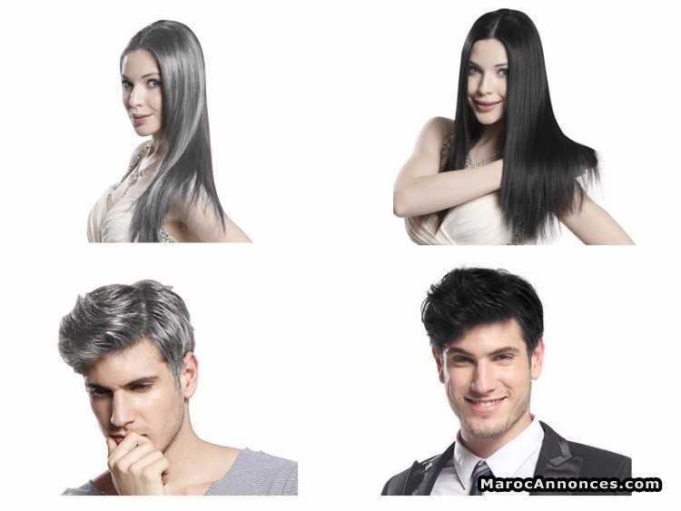 shampoing colorant contre les cheveux blancs - Shampoing Colorant Cheveux Blancs