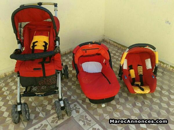 poussette bebe occasion maroc