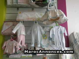 vetement bebe naissance maroc