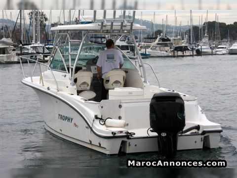 bateau de peche trophy