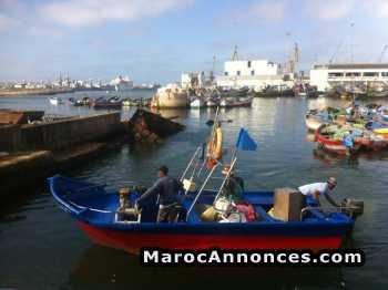 bateau maroc vente