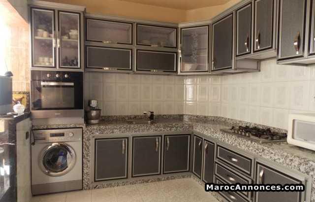 Beautiful Photo Cuisine En Aluminium Au Maroc Pictures - House ...