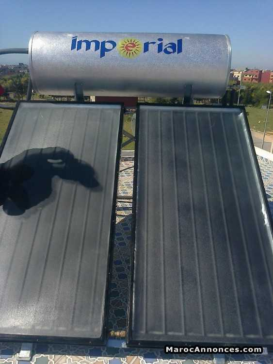 chauffe eau solaire oujda