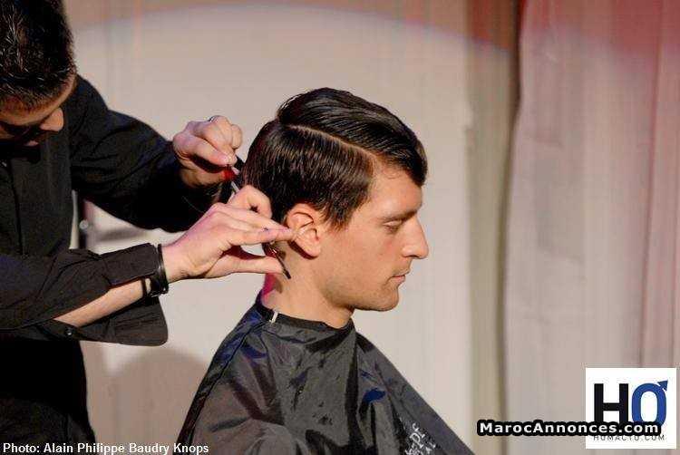 coiffure homme a casablanca