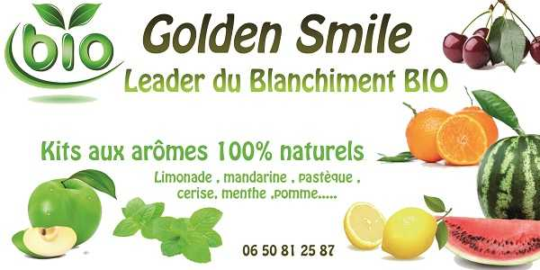 blanchiment des dents bio
