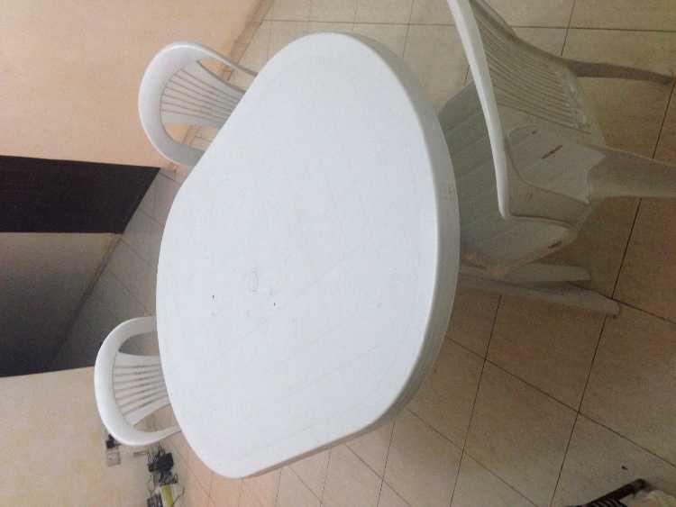 Chaises En Plastique Maroc