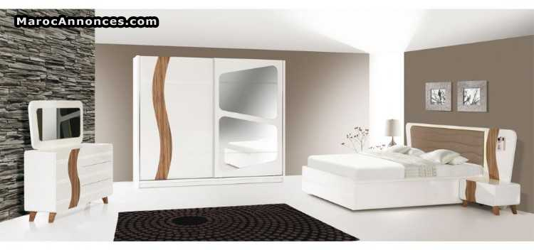 chambre a coucher moderne turque ubelemir beyaz chambre coucher - Chambre A Coucher Moderne En Mdf Turque