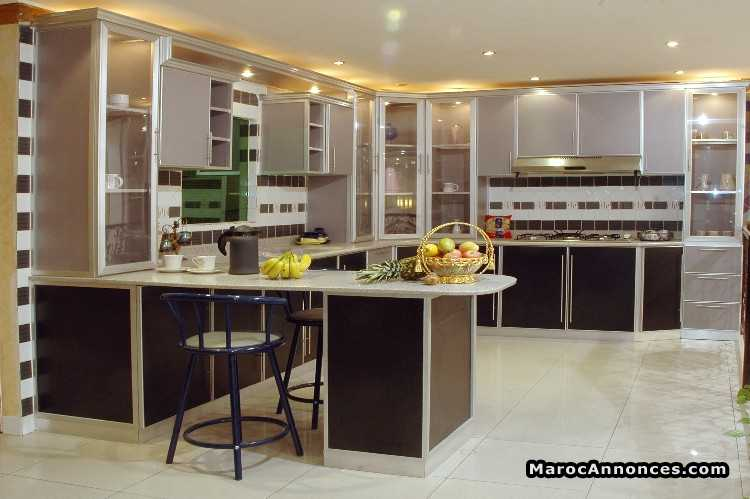 Cuisine aluminium maroc prix ~ Outil intéressant votre maison
